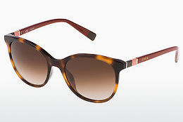 Ophthalmic Glasses Furla SU4967 09AJ - Brown, Havanna