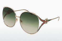 Ophthalmic Glasses Gucci GG0225S 003 - Gold