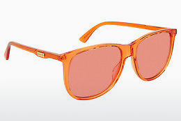 Ophthalmic Glasses Gucci GG0263S 005 - Orange