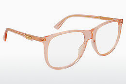 Ophthalmic Glasses Gucci GG0263S 007 - Orange