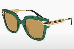 Ophthalmic Glasses Gucci GG0281S 006 - Green