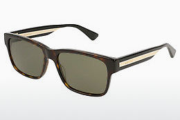 Ophthalmic Glasses Gucci GG0340S 008 - Brown, Havanna