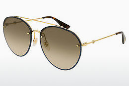 Ophthalmic Glasses Gucci GG0351S 002 - Gold