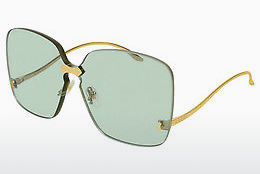 Ophthalmic Glasses Gucci GG0352S 004 - Gold