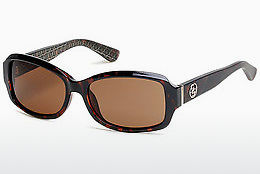 Ophthalmic Glasses Guess GU7410 52E - Brown, Dark, Havana