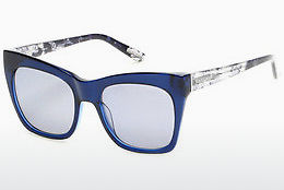 Ophthalmic Glasses Guess by Marciano GM0759 84X - Blue, Azure, Shiny