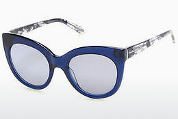 Ophthalmic Glasses Guess by Marciano GM0760 84X - Blue, Azure, Shiny