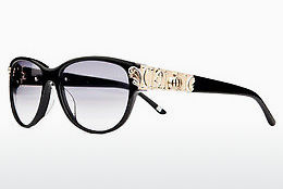 Ophthalmic Glasses Harald Glööckler MAJESTIC MONACO (HG 811 001) - Black