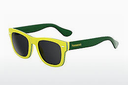 Ophthalmic Glasses Havaianas BRASIL/M 1RN/Y1 - Yellow, Green