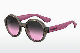 Ophthalmic Glasses Havaianas FLORIPA/M 7HH/FF - Grey, Pink
