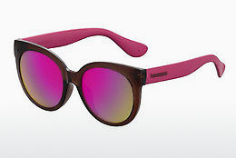 Ophthalmic Glasses Havaianas NORONHA/L QT3/VQ - Brown, Pink