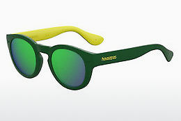 Ophthalmic Glasses Havaianas TRANCOSO/M GP7/Z9 - Green, Yellow