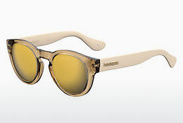 Ophthalmic Glasses Havaianas TRANCOSO/M J5G/JO - Gold