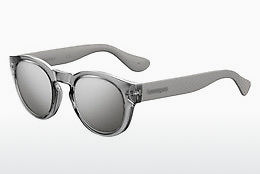 Ophthalmic Glasses Havaianas TRANCOSO/M YB7/T4 - Silver
