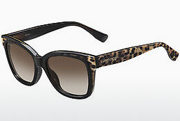Ophthalmic Glasses Jimmy Choo BEBI/S PUE/J6 - Leopard, Brown
