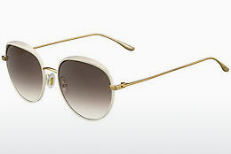 Ophthalmic Glasses Jimmy Choo ELLO/S ONR/JS - White, Gold