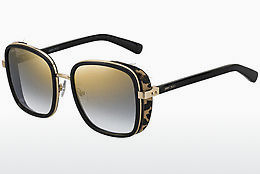 Ophthalmic Glasses Jimmy Choo ELVA/S FP3/FQ - Black, Gold, Leopard