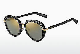 Ophthalmic Glasses Jimmy Choo MORI/S 2M2/K1 - Black, Gold