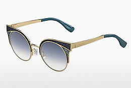 Ophthalmic Glasses Jimmy Choo ORA/S PSX/U3 - Gold