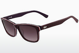 Ophthalmic Glasses Lacoste L683S 603 - Red, Brown