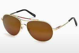 Ophthalmic Glasses Mont Blanc MB703S 32H - Gold