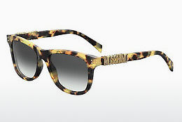 Ophthalmic Glasses Moschino MOS003/S SCL/9O - Yellow, Brown, Havanna