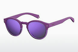 Ophthalmic Glasses Polaroid PLD 6042/S B3V/MF - Purple