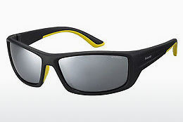 Ophthalmic Glasses Polaroid Sports PLD 7011/S 71C/EX - Black, Yellow