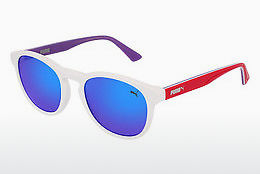 Ophthalmic Glasses Puma PJ0023S 007 - White