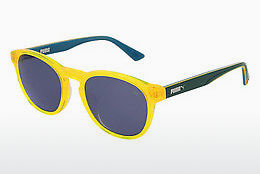 Ophthalmic Glasses Puma PJ0023S 008 - Yellow