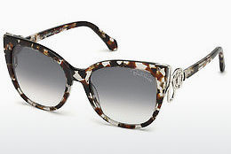 Ophthalmic Glasses Roberto Cavalli RC1063 55B - Havanna, Brown