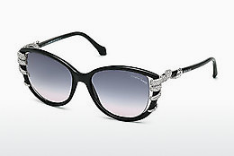 Ophthalmic Glasses Roberto Cavalli RC972S 01B - Black, Shiny