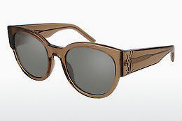 Ophthalmic Glasses Saint Laurent SL M19 005 - Brown
