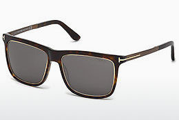 Ophthalmic Glasses Tom Ford Karlie (FT0392 52J) - Brown, Dark, Havana