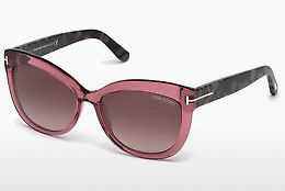 Ophthalmic Glasses Tom Ford Alistair (FT0524 74T) - Pink, Rosa