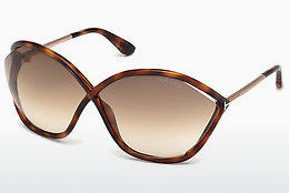 Ophthalmic Glasses Tom Ford Bella (FT0529 53F) - Havanna, Yellow, Blond, Brown