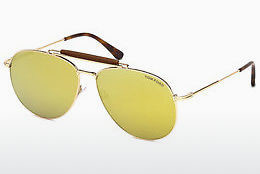 Ophthalmic Glasses Tom Ford Sean (FT0536 28G) - Gold