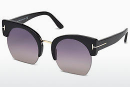 Ophthalmic Glasses Tom Ford Savannah (FT0552 01B) - Black, Shiny