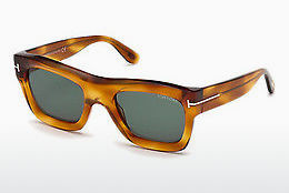 Ophthalmic Glasses Tom Ford FT0558 53N - Havanna, Yellow, Blond, Brown