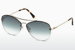 Ophthalmic Glasses Tom Ford FT0566 28W - Gold