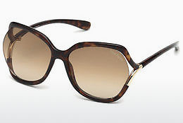 Ophthalmic Glasses Tom Ford FT0578 52F - Brown, Dark, Havana