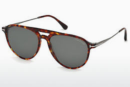 Ophthalmic Glasses Tom Ford FT0587 54N - Havanna, Red