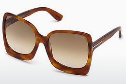Ophthalmic Glasses Tom Ford FT0618 53F - Havanna, Yellow, Blond, Brown