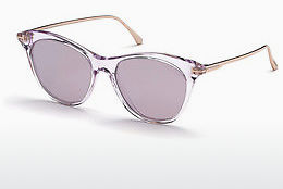 Ophthalmic Glasses Tom Ford FT0662 72Z - Gold, Rosa