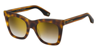 Marc Jacobs MARC 279/S 086/JL BROWN SS GLDDKHAVANA