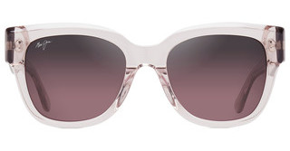 Maui Jim Siren Song RS801-05B Maui RoseCrystal w/ Hint of Pink