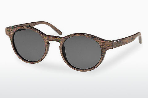 धूप का चश्मा Wood Fellas Flaucher (10754 black oak/grey)