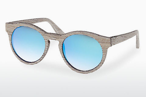 Ophthalmic Glasses Wood Fellas Au (10756 chalk oak/blue)