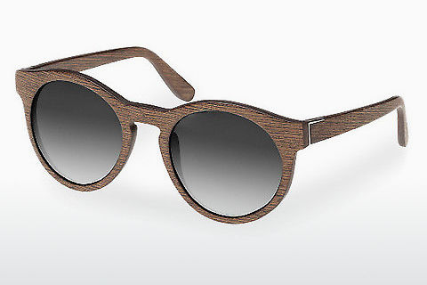 Ophthalmic Glasses Wood Fellas Au (10756 walnut/grey)