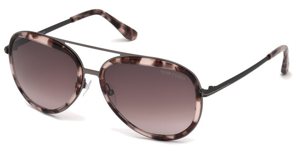 60cbc7753cc Tom Ford Andy FT 0468 56Z